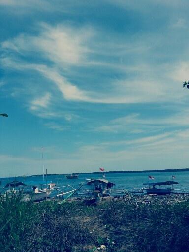 #Pare-pare Beach in Kota Pare-pare#South Sulawesi#Indonesia