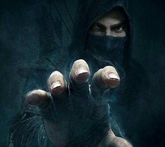 A Grand Master -Thief PS3