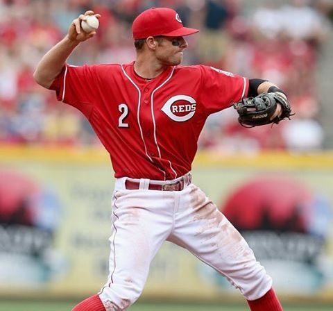 Our July 16th bobblehead: Zack Cozart! Check out the 2016 Reds Promotional Schedule here: reds.com/promotions