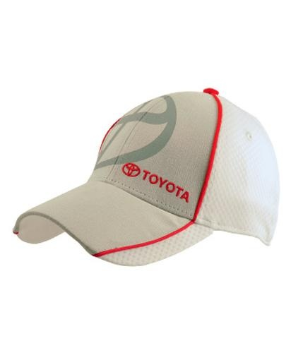Toyota Cotton Twill and Mesh Baseball Hat