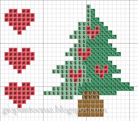 Gio Punto Cruz...: Adornitos Navidad