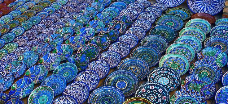 Usbekistan- Handwerkskunst