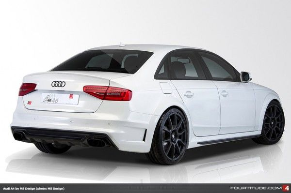 Audi A46 Widebody By Ms Design Modified Amp Custom Audi