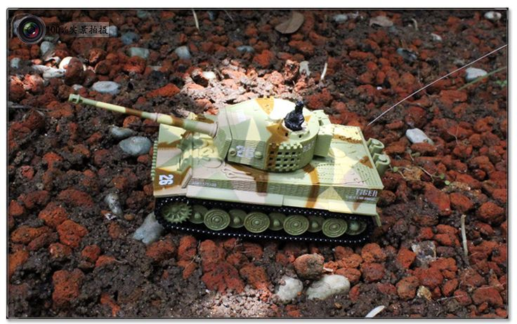 Mini remote control German Tiger,Toys&Hobbies