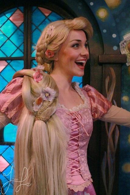 Rapunzel on Flickr.