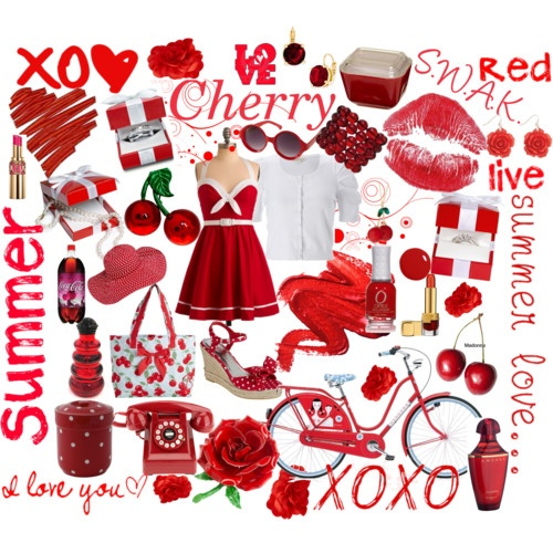 Red, Red, RedCherries Red, Colors Red, Red Colors Of Really R, Girls Generation, Red Spielautomat, Red Really R, All Things Red, Red Hot, Ravishing Red