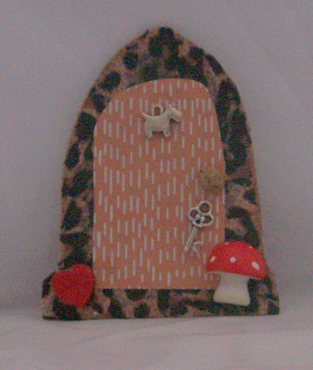 12 best handmade fairy doors images on pinterest arm for Works elf door