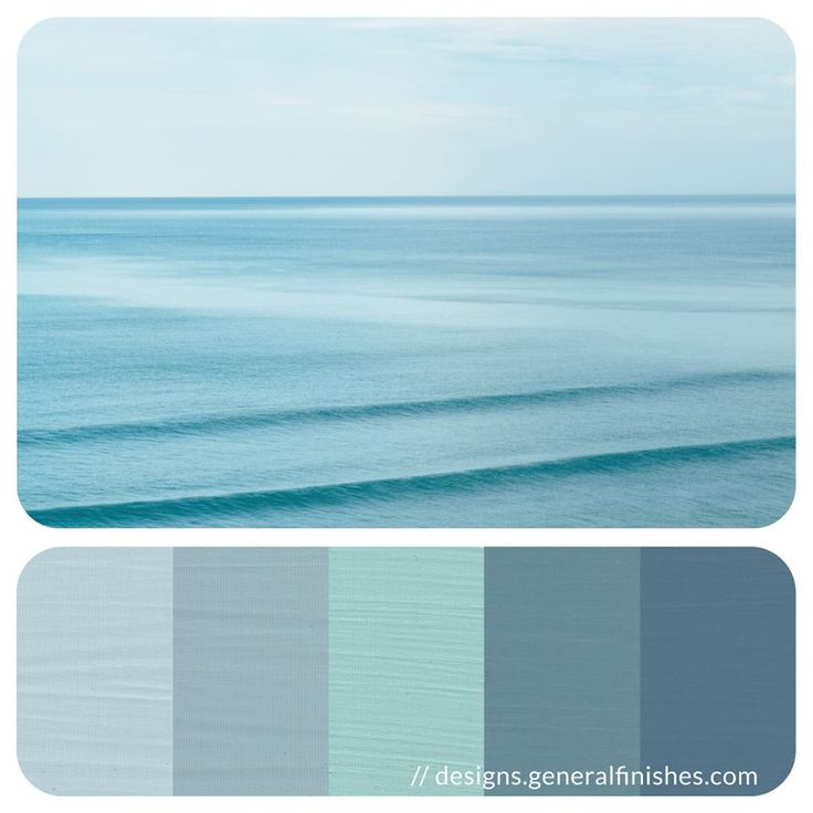 See More Let The Serene Frothy Colors Of Ocean Inspire You With Help From