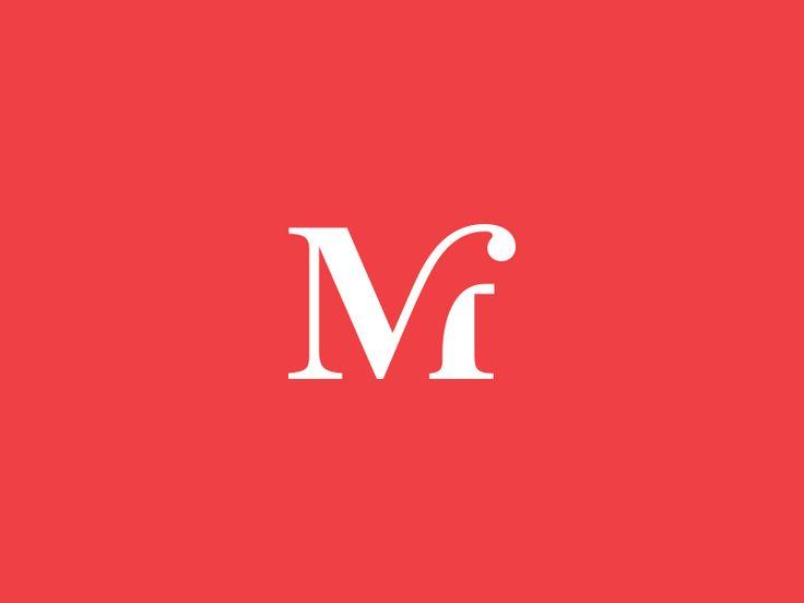 Mihai Frankfurt - personal monogram