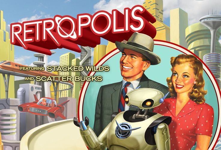 Come to retropolis fire up your jetpack and take a trip