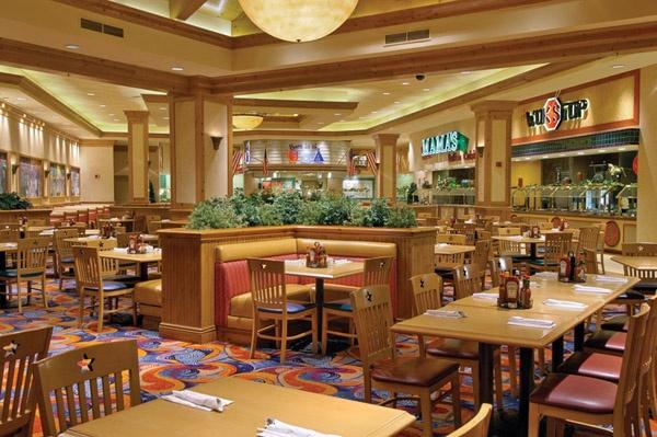 International Buffet at Sam's Town Hotel & Casino, Shreveport, Louisiana | SamstownShreveport.com