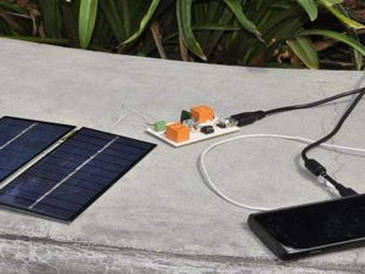 Cómo hacer un cargador solar casero para cargar tu teléfono - Taringa!