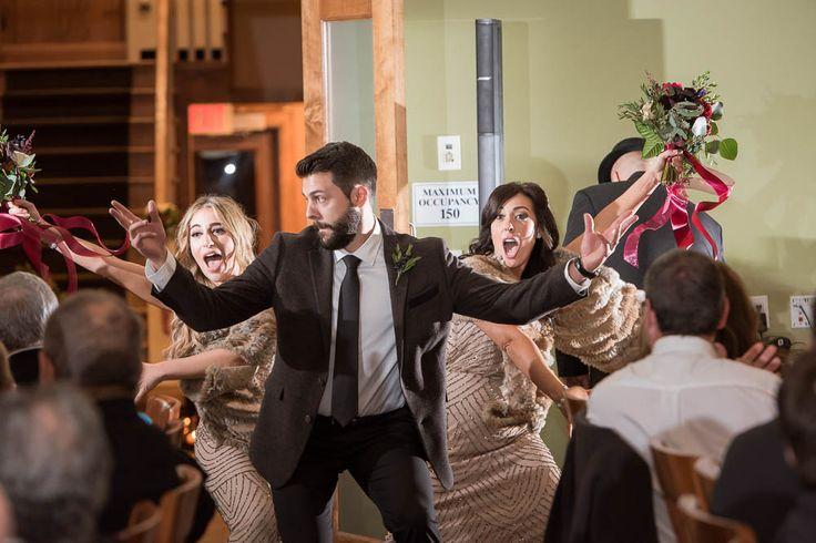 #VisualRoots #Groom #Fun #BridalParty #Wedding #Muskoka
