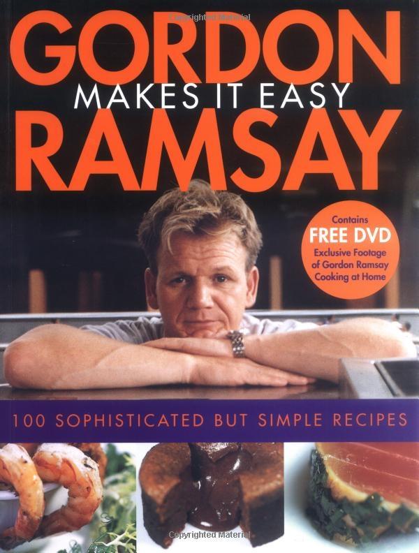 Gordon Ramsay Makes It Easy. $16.08