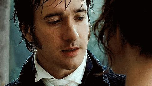 Pride and Prejudice: The Rain Scene. No one, and I repeat, NO ONE could have possibly played Mr. Darcy as perfectly as Matthew Macfadyen had.