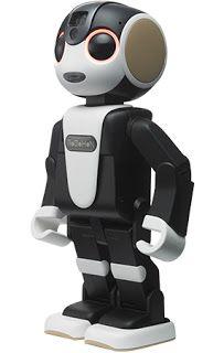 Crea y aprende con Laura: RoBoHoN. Asistente personal Smartphone / Robot