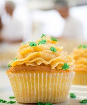 Cupcakes de Pamonha