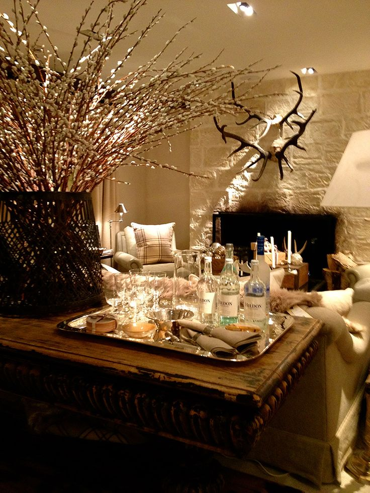 Ralph Lauren Winter Lodge - by Aamagasin.com