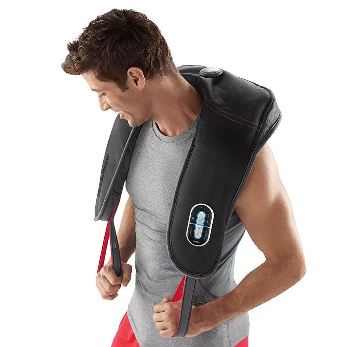 Neck & Shoulder Sport Massager with Heat. This thing is AMAZING!!!