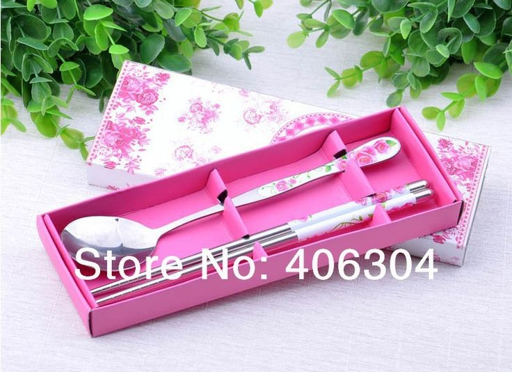 Cheap chopstick holder, Buy Quality chopstick bag directly from China chopstick rest Suppliers: Free Shipping,Wedding favors,perfect pair pink rose flower Stainless steel chopsticks and Spoon set in gift box,Chinese