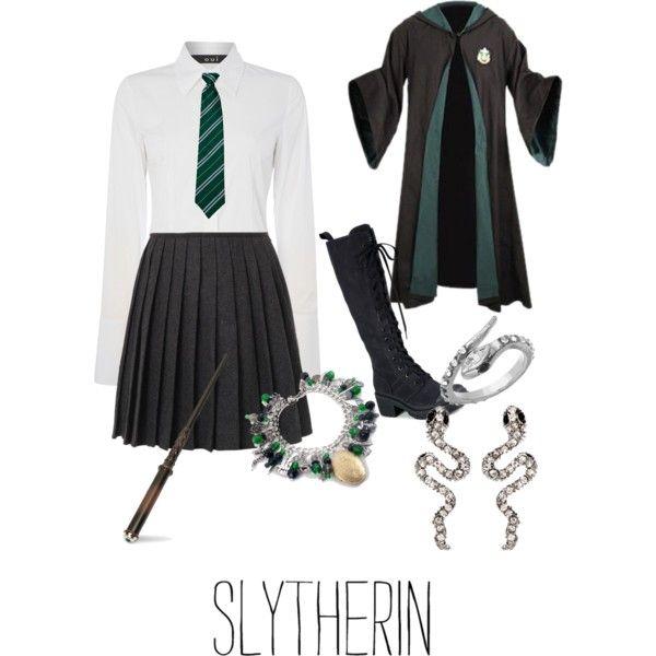 Harry Potter Slytherin Girls 17 Best images ...
