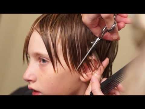 how to cut your hair with a razor