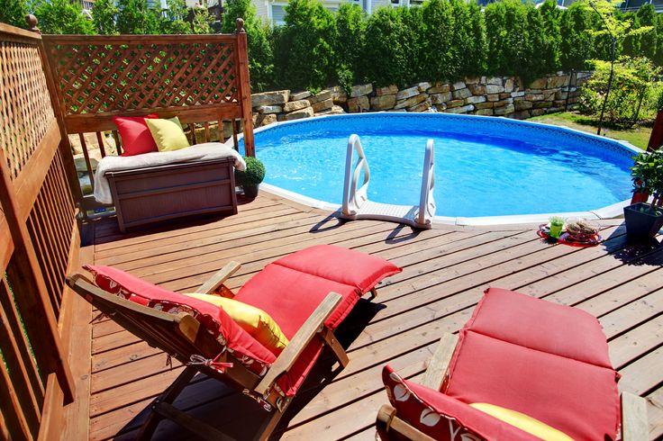 Pour en savoir davantage sur nos modèles de piscines hors terre, consultez notre site internet http://www.trevi.com/ht/index.html