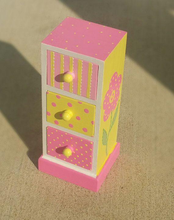 Regalos personalizados para niñas amarillo por Thegiftsfromladybug