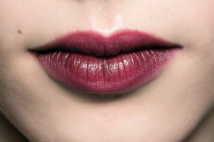 berry lips #CartonMagazine