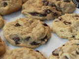 Recipe Soft chocolate chip cookies