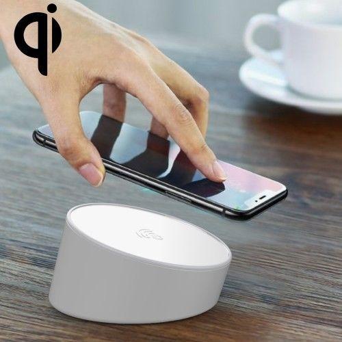HAMTOD 10W (Max) Intelligent Qi Standard Wireless Charger, Support Fast Charging