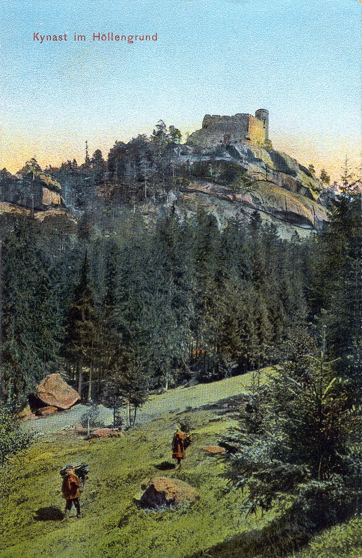 Dolny Śląsk: Zamek Chojnik / Chojnasty / Kynast