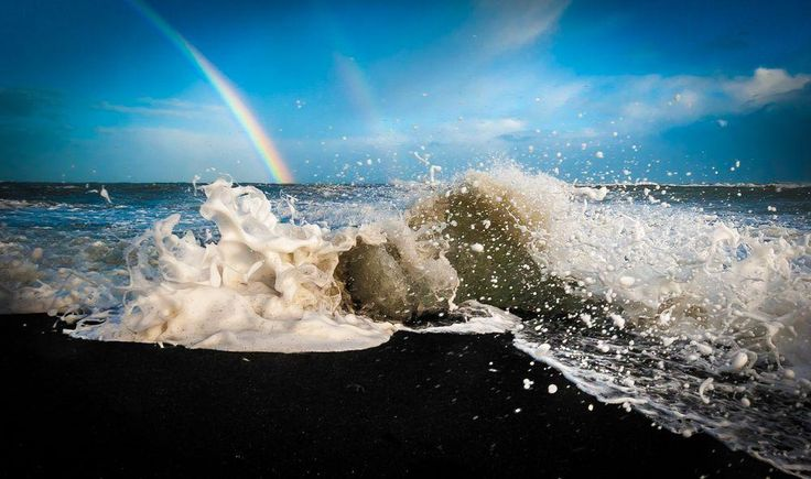 Icelandic Milkshake Photo by Kenneth McDowell — National Geographic Your Shot
