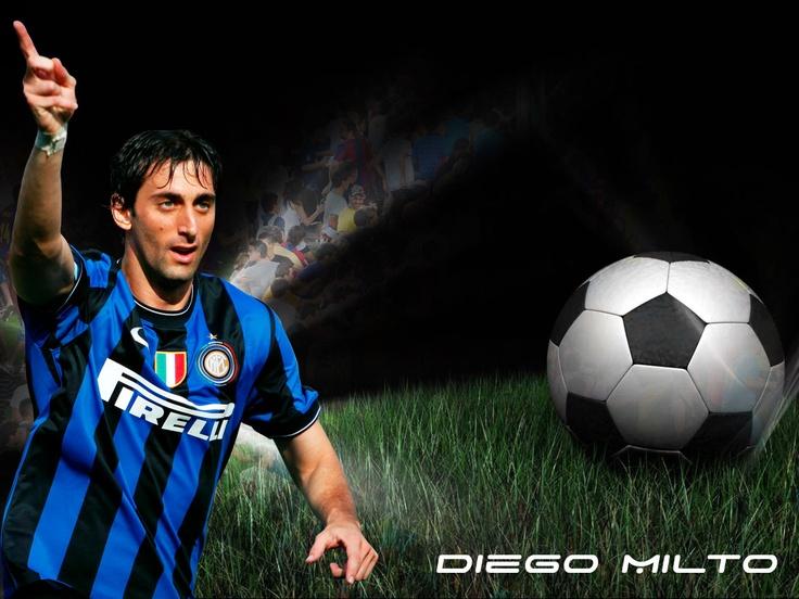 Diego Milito Inter Milan