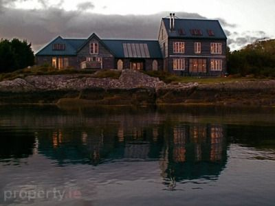 Mermaid Isle, Illaundrane, Exclusive Oceanfront Retreat, Sneem, Co. Kerry - Click to view photos