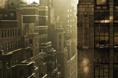 Walls and bricks by pascal bobillon