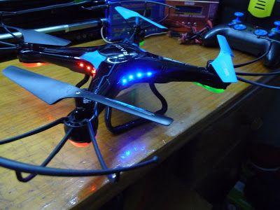 DRONES RC CHINOS : SKY QUEST DRON  Ax-5 PIEZAS