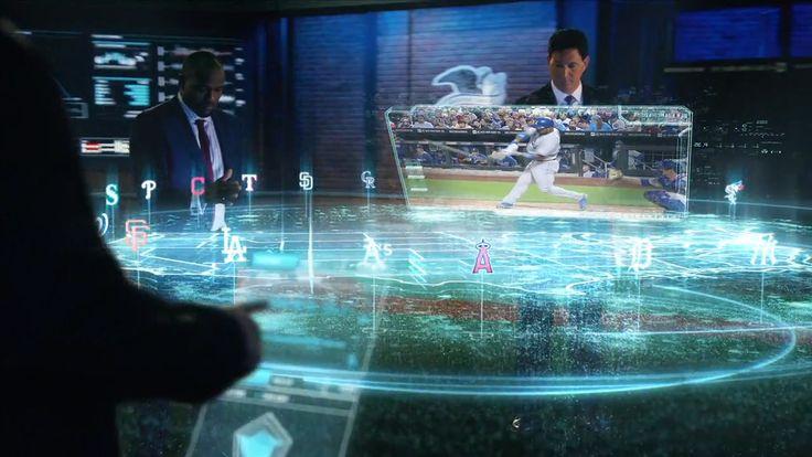 MLB Tonight on Behance