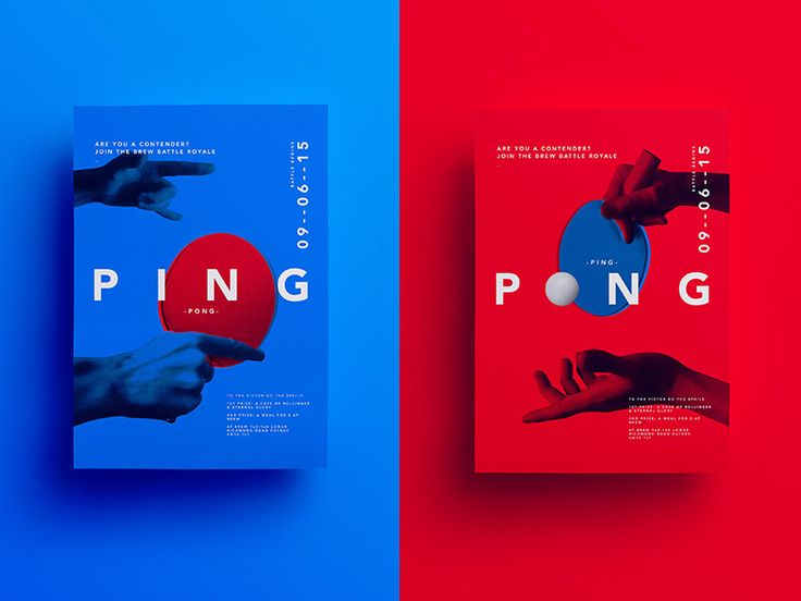 Ping pong Battle Royale by Joe Bowker