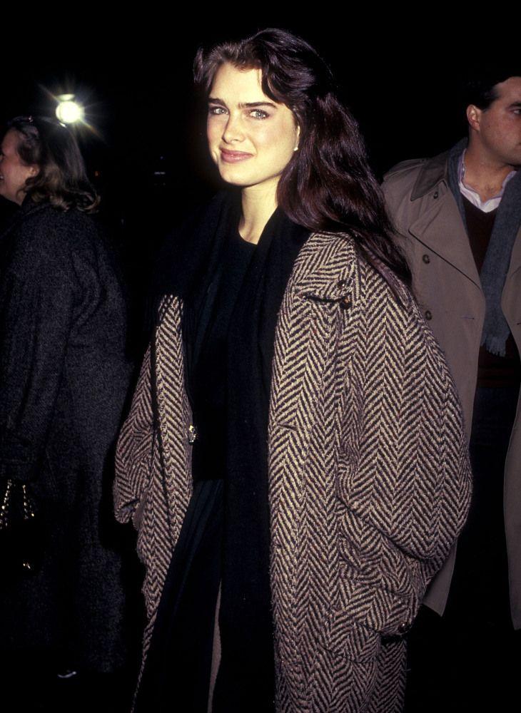 Brooke Shields 1987