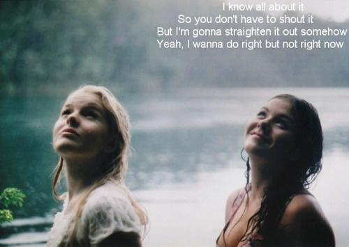 Miss Ohio- Miranda Lambert one of my favs on that album...