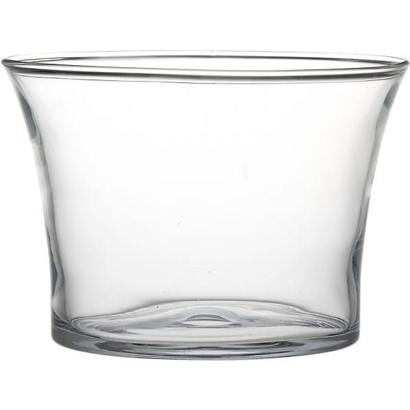 Punch Party Bowl in Specialty Serveware | Crate and Barrel.  I actually feel like I need a punch bowl.  I'm old.