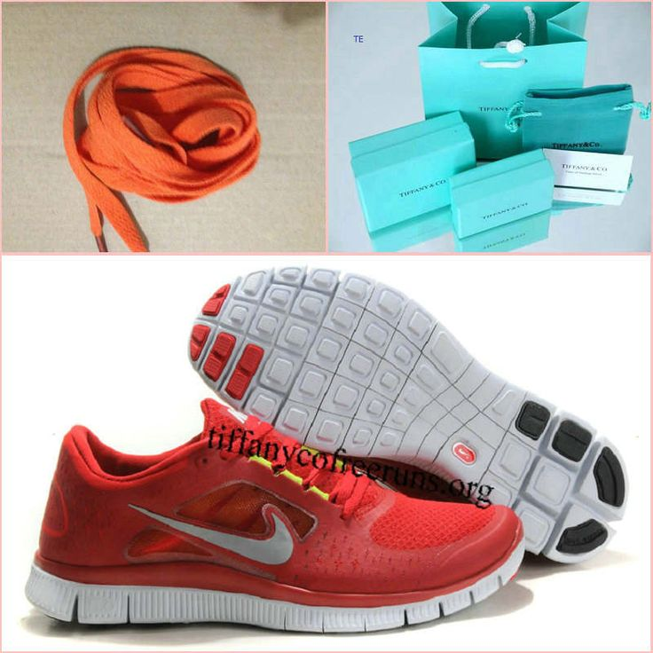 b4da42998269 Nike Free Run 3 Gym Red Sail Reflect Silver Men s Shoes