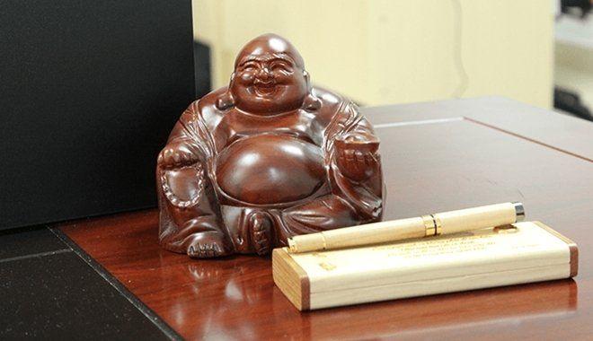 Rước tài lộc đón niềm vui bằng tượng Phật Di Lặc #phongthuy #geomancy #tailoc #tuongdilac