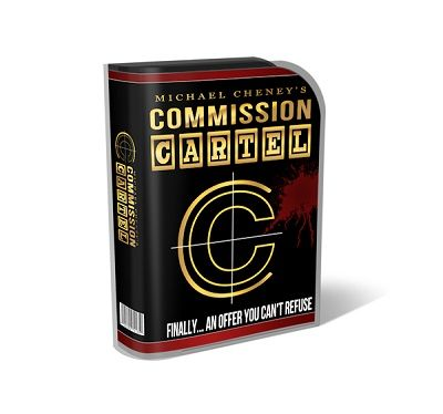 Commission Cartel is BRAND NEW content, tactics and training which Michael Cheney never shared anywhere else before. Even brand new newbies can do this – even if they don't have a list, a website or any any experience