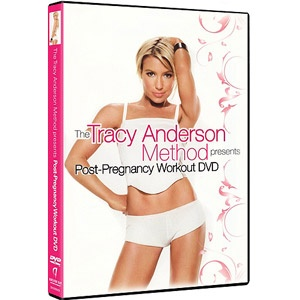 The Tracy Anderson Method: Post Pregnancy Workout. Awesome after baby workout in all the right places!