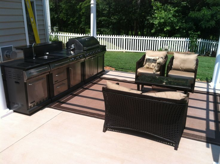 awesome master forge outdoor kitchen with regard to Home