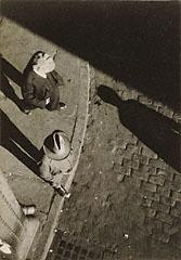 New York City Street Corner, High Angle View, Walker Evans, 1929. © Walker Evans Archive, The Metropolitan Museum of Art