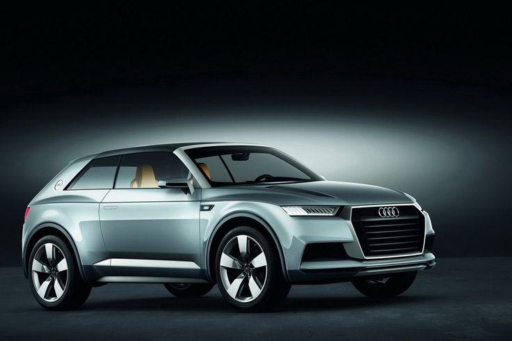 Audi porterà al debutto la nuova SUV compatta #Audi Q2 nel 2016, insieme alla nuova Q5 e ad una vettura completamente elettrica nel 2018. #AudiQ2 @audiitalia  Tutte le novità nell'articolo: http://www.italiantestdriver.com/audi-nuova-q2-nel-2016-e-auto-elettrica-nel-2018/