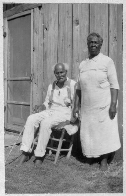 """""""Born in Slavery: Slave Narratives from the Federal Writers' Project, 1936-1938"""" contains more than 2,300 first-person accounts of slavery and 500 black-and-white photographs of former enslaved persons. These narratives were collected in the 1930s as part of the Federal Writers' Project of the Works Progress Administration (WPA). Manuscript Division and Prints and Photographs Division, Library of Congress. http://memory.loc.gov/ammem/snhtml/"""